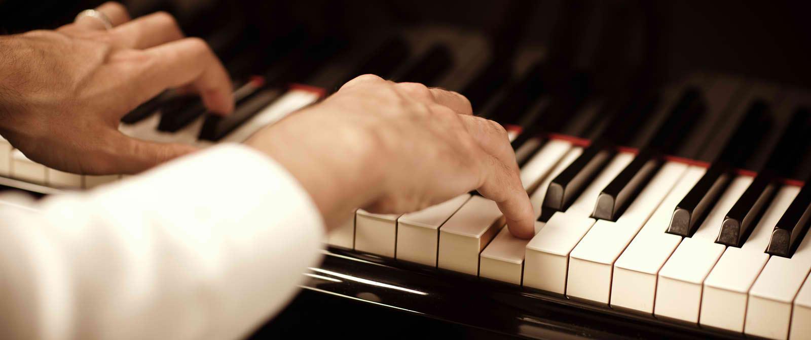Ten Hour Piano Marathon