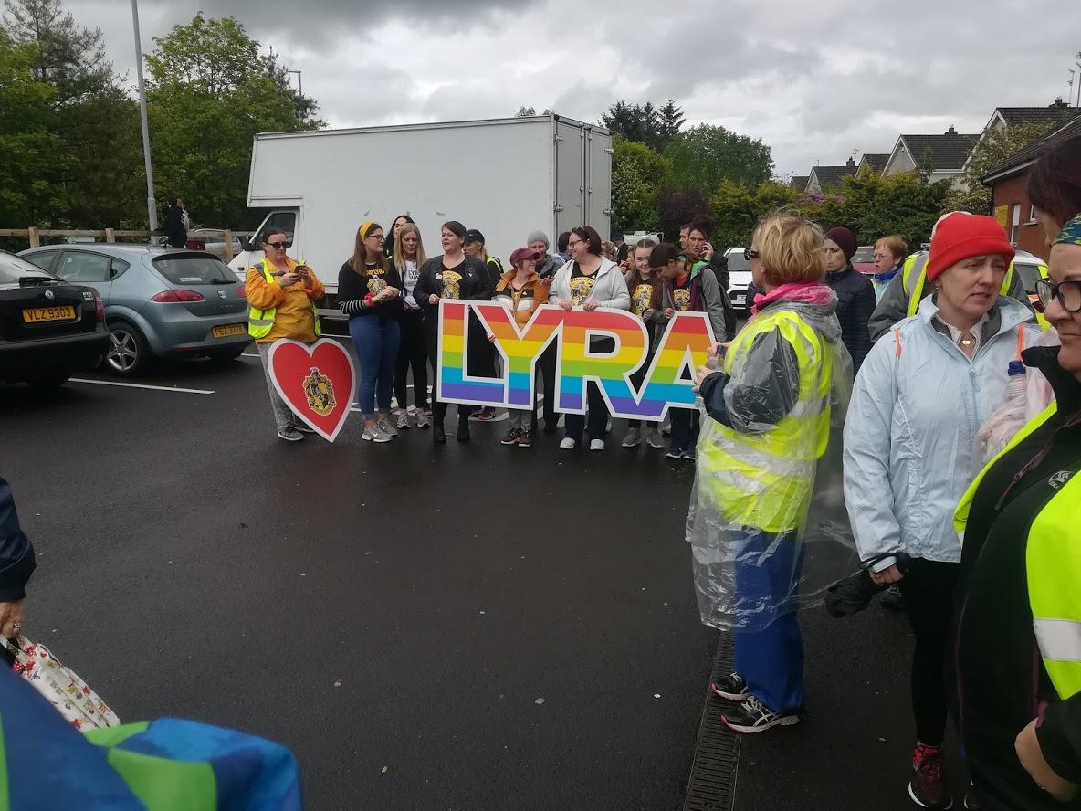 Lyra's Walk